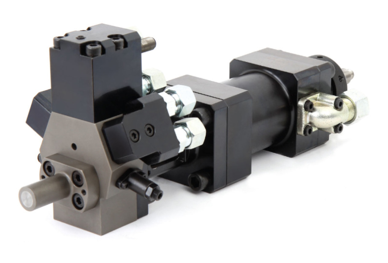 This Chemical metering pump is a drop-in replacement for the A2VK Rexroth style pumps. With high metering accuracy and dependability this pump speaks volume. At a fraction of the cost and same longevity as a Rexroth, you can have a quality pump on your machine.